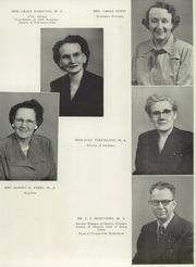 Page 15, 1953 Edition, Waco High School - Daisy Chain Yearbook (Waco, TX) online yearbook collection