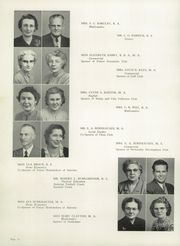 Page 16, 1953 Edition, Waco High School - Daisy Chain Yearbook (Waco, TX) online yearbook collection