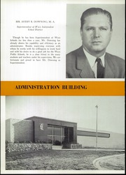 Page 12, 1959 Edition, Waco High School - Daisy Chain Yearbook (Waco, TX) online yearbook collection