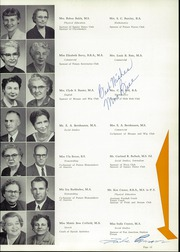 Page 17, 1959 Edition, Waco High School - Daisy Chain Yearbook (Waco, TX) online yearbook collection