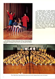 Page 8, 1966 Edition, Waco High School - Daisy Chain Yearbook (Waco, TX) online yearbook collection