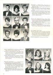 Page 16, 1969 Edition, Waco High School - Daisy Chain Yearbook (Waco, TX) online yearbook collection