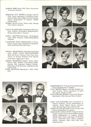 Page 17, 1969 Edition, Waco High School - Daisy Chain Yearbook (Waco, TX) online yearbook collection
