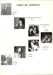 Page 7, 1969 Edition, Waco High School - Daisy Chain Yearbook (Waco, TX) online yearbook collection