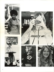 Page 10, 1977 Edition, Waco High School - Daisy Chain Yearbook (Waco, TX) online yearbook collection