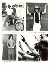 Page 145, 1981 Edition, Waco High School - Daisy Chain Yearbook (Waco, TX) online yearbook collection