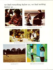 Page 11, 1982 Edition, Waco High School - Daisy Chain Yearbook (Waco, TX) online yearbook collection