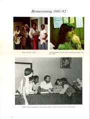 Page 14, 1982 Edition, Waco High School - Daisy Chain Yearbook (Waco, TX) online yearbook collection