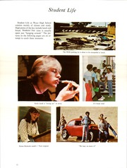 Page 16, 1982 Edition, Waco High School - Daisy Chain Yearbook (Waco, TX) online yearbook collection