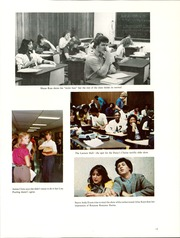 Page 17, 1982 Edition, Waco High School - Daisy Chain Yearbook (Waco, TX) online yearbook collection