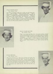 Page 17, 1952 Edition, Incarnate Word High School - Star Yearbook (San Antonio, TX) online yearbook collection