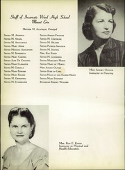 Page 10, 1953 Edition, Incarnate Word High School - Star Yearbook (San Antonio, TX) online yearbook collection