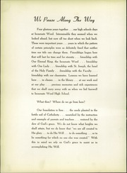 Page 14, 1953 Edition, Incarnate Word High School - Star Yearbook (San Antonio, TX) online yearbook collection