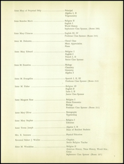 Page 11, 1956 Edition, Incarnate Word High School - Star Yearbook (San Antonio, TX) online yearbook collection