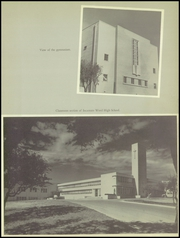 Page 13, 1956 Edition, Incarnate Word High School - Star Yearbook (San Antonio, TX) online yearbook collection