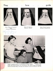 Page 12, 1959 Edition, Incarnate Word High School - Star Yearbook (San Antonio, TX) online yearbook collection