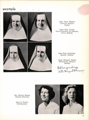 Page 15, 1959 Edition, Incarnate Word High School - Star Yearbook (San Antonio, TX) online yearbook collection