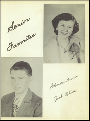 Page 17, 1951 Edition, Decatur High School - Crag Yearbook (Decatur, TX) online yearbook collection