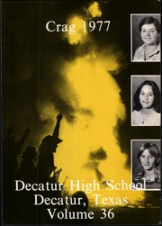 Page 5, 1977 Edition, Decatur High School - Crag Yearbook (Decatur, TX) online yearbook collection