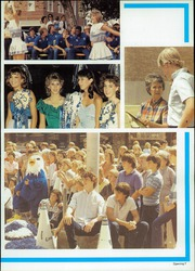 Page 11, 1986 Edition, Decatur High School - Crag Yearbook (Decatur, TX) online yearbook collection