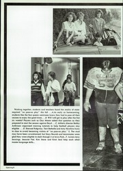 Page 12, 1986 Edition, Decatur High School - Crag Yearbook (Decatur, TX) online yearbook collection