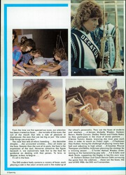 Page 6, 1986 Edition, Decatur High School - Crag Yearbook (Decatur, TX) online yearbook collection