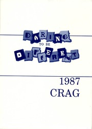 Page 1, 1987 Edition, Decatur High School - Crag Yearbook (Decatur, TX) online yearbook collection
