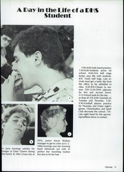 Page 17, 1987 Edition, Decatur High School - Crag Yearbook (Decatur, TX) online yearbook collection