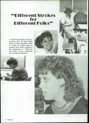 Page 8, 1987 Edition, Decatur High School - Crag Yearbook (Decatur, TX) online yearbook collection