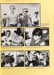 Page 17, 1987 Edition, Vidor High School - Pirates Treasure Yearbook (Vidor, TX) online yearbook collection