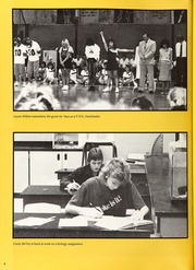 Page 8, 1987 Edition, Vidor High School - Pirates Treasure Yearbook (Vidor, TX) online yearbook collection