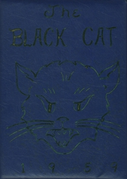 1959 Edition, Bay City High School - Black Cat Yearbook (Bay City, TX)