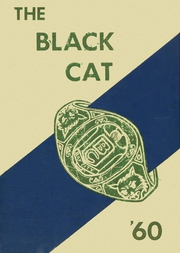Page 1, 1960 Edition, Bay City High School - Black Cat Yearbook (Bay City, TX) online yearbook collection