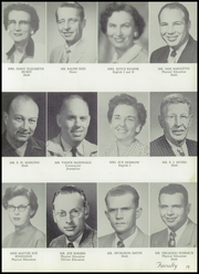 Page 17, 1960 Edition, Bay City High School - Black Cat Yearbook (Bay City, TX) online yearbook collection