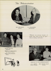 Page 12, 1961 Edition, Bay City High School - Black Cat Yearbook (Bay City, TX) online yearbook collection