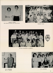 Page 15, 1961 Edition, Bay City High School - Black Cat Yearbook (Bay City, TX) online yearbook collection