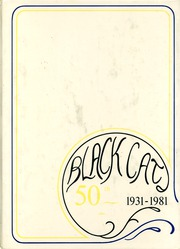1981 Edition, Bay City High School - Black Cat Yearbook (Bay City, TX)