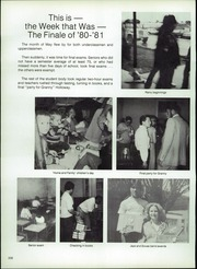 Page 212, 1981 Edition, Bay City High School - Black Cat Yearbook (Bay City, TX) online yearbook collection