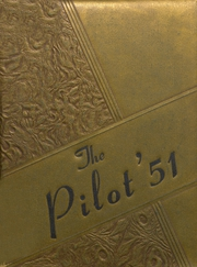 Nederland High School - Pilot Yearbook (Nederland, TX) online yearbook collection, 1951 Edition, Page 1