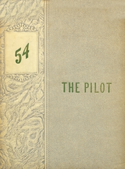 1954 Edition, Nederland High School - Pilot Yearbook (Nederland, TX)