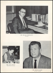 Page 11, 1957 Edition, Nederland High School - Pilot Yearbook (Nederland, TX) online yearbook collection