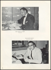 Page 12, 1957 Edition, Nederland High School - Pilot Yearbook (Nederland, TX) online yearbook collection