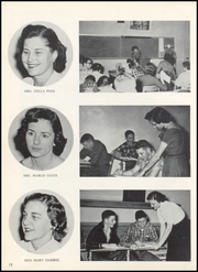 Page 16, 1957 Edition, Nederland High School - Pilot Yearbook (Nederland, TX) online yearbook collection