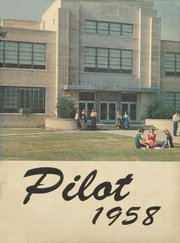 1958 Edition, Nederland High School - Pilot Yearbook (Nederland, TX)