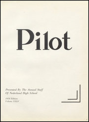Page 5, 1958 Edition, Nederland High School - Pilot Yearbook (Nederland, TX) online yearbook collection
