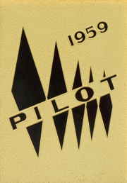 1959 Edition, Nederland High School - Pilot Yearbook (Nederland, TX)