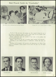 Page 17, 1959 Edition, Nederland High School - Pilot Yearbook (Nederland, TX) online yearbook collection