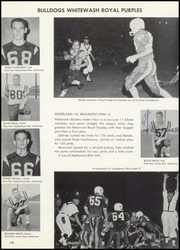 Page 182, 1960 Edition, Nederland High School - Pilot Yearbook (Nederland, TX) online yearbook collection