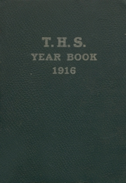 Taylor High School - Mallard Yearbook (Taylor, TX) online yearbook collection, 1916 Edition, Page 1