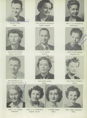 Page 17, 1953 Edition, Taylor High School - Mallard Yearbook (Taylor, TX) online yearbook collection